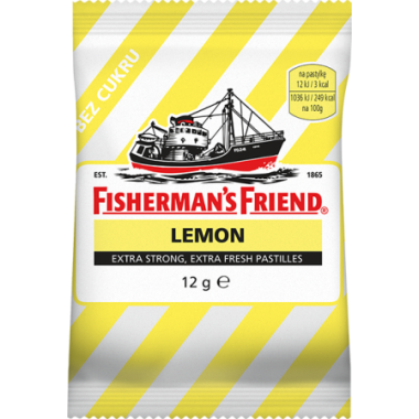 Fisherman's Friend Lemon /12